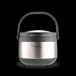 La gourmet® Sakura Plus 3L thermal cooker (Vacuum thermal insulated)