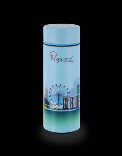 Go-Eco 380ml Thermal Tumbler – Singapore Landmark