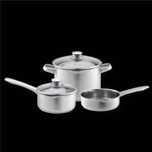 Cook & Pour 3 pc set – Junior set (16cm Saucepan, 20cm frypan, 20cm Casserole)