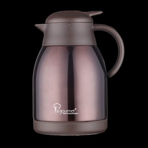 1.5L Thermal Coffee Pot (Exclusive Colours: Coffee brown shiny on body and Dark brown on the bakelite)
